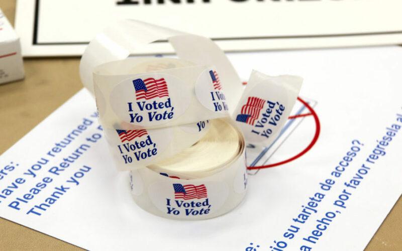 Vote aux US