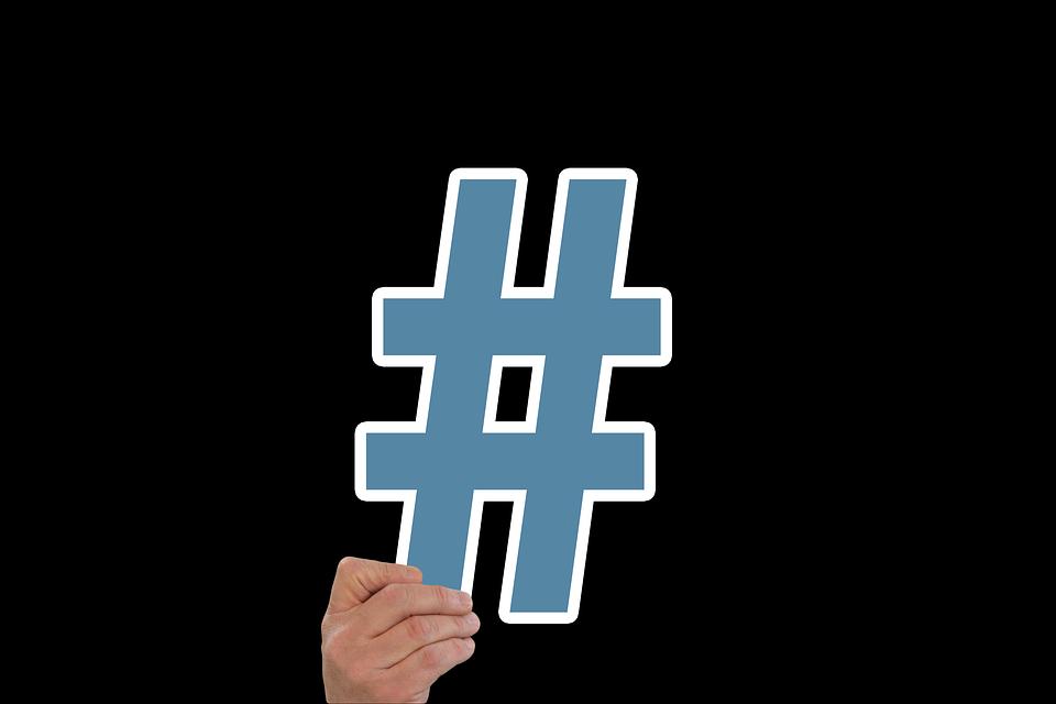 appeler a l'union, rappeler a l'ordre : ce que disent les hashtags gouvernementaux